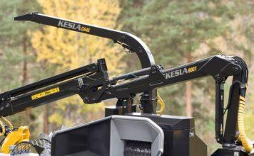 Рубильная машина KESLA С645