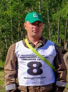 Александр Шишков, победитель в номинации «Оператор форвардера»