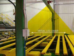 Загрузчик отсеков VLL может быть настроен на ширину обрабатываемого продукта