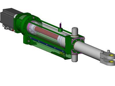 Резервные зонды для ходового роликового винта крепятся к режущим устройствам