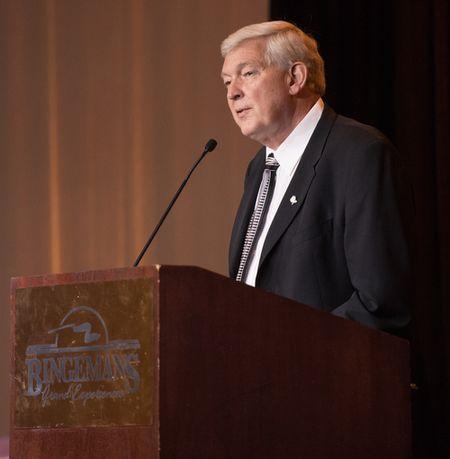 Кен Макдональд, генеральный директор Tigercat