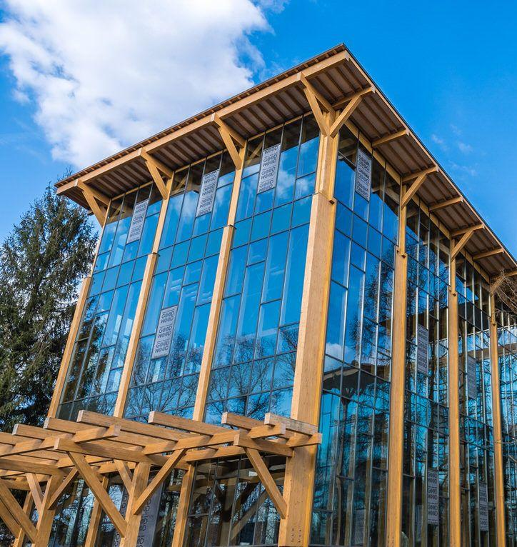 Панорамное остекление Good Wood Plaza