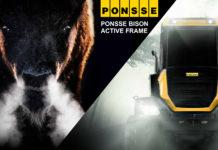 Форвардер Ponsse Bison Active Frame