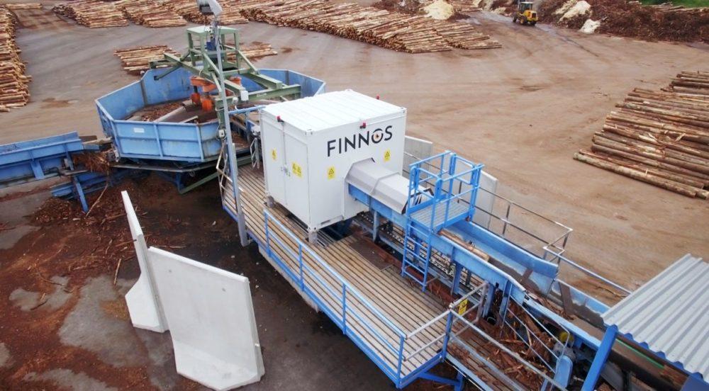 Сканер древесины Finnos Fusion