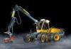 Харвестеры EcoLog 500 серии - непревзойдённая проходимость