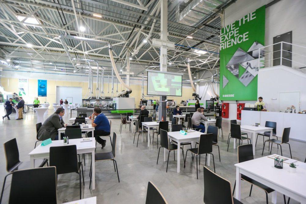 Завод будущего Biesse