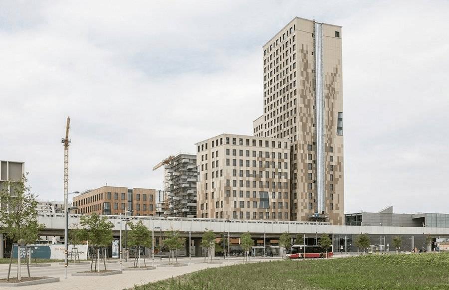 Hoho Tower Wien
