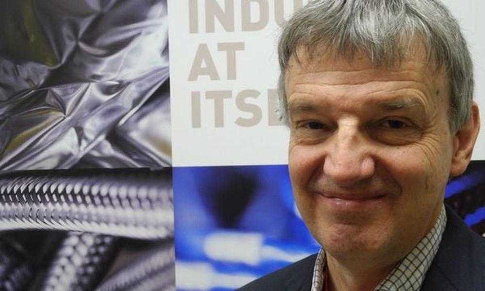 Вальтер Кольбах, владелец и управляющий директор Kohlbach Group